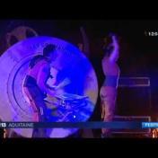 Le Concert de Feu - Ouverture du festival MIMOS - reportage France 3