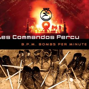 cover cd bpm commandos percu